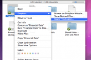 How A Folder can be Unshared on Dropbox?
