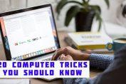 20 Computer Tricks