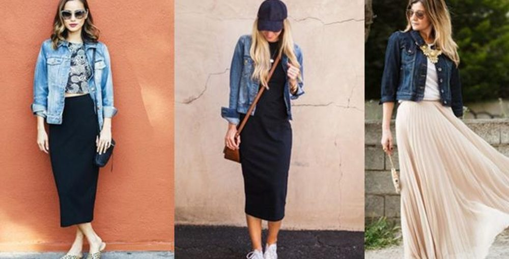 Tips to Wear Denim Jacket For Women