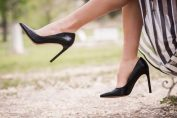 Tips That'll Make Walking in Heels Easier