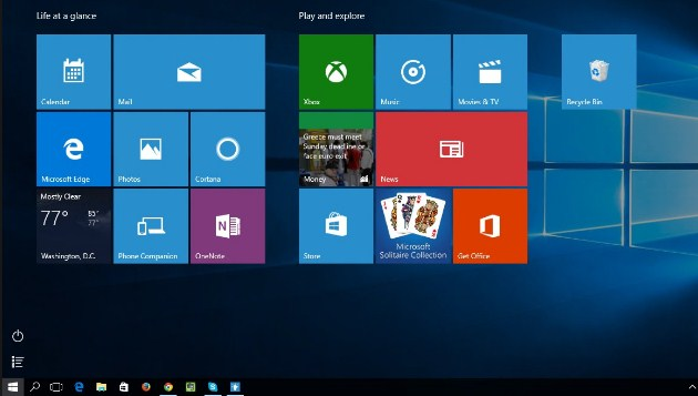 Button Not Working on Windows 10