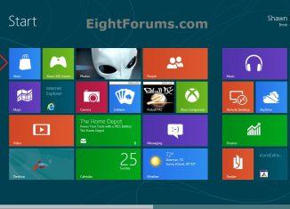 Update Store Apps in Windows 8