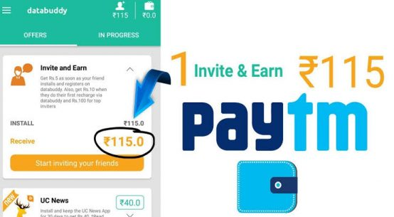 Databuddy App Refer And Earn Offer
