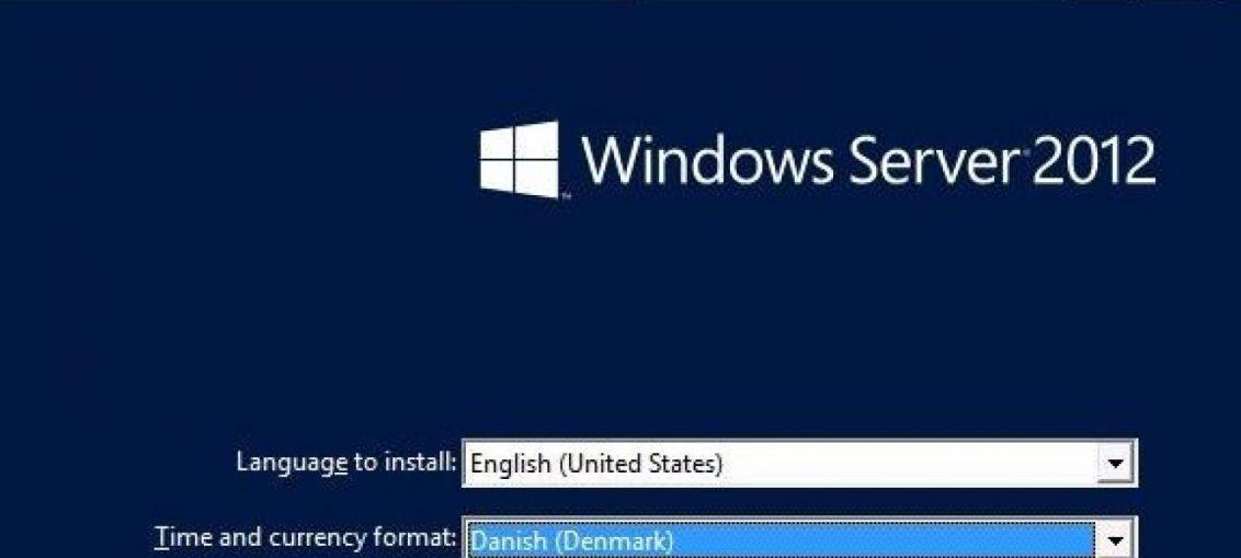 Common Tasks in Windows Server 2012