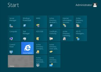 Directory administrators Server 12/16